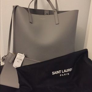 28826fed39 Saint Laurent Bags - Medium North-South Shopping Tote Bag
